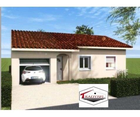 Maison  6 pièces + Terrain 500 m² Gurgy par TRADYBEL 89