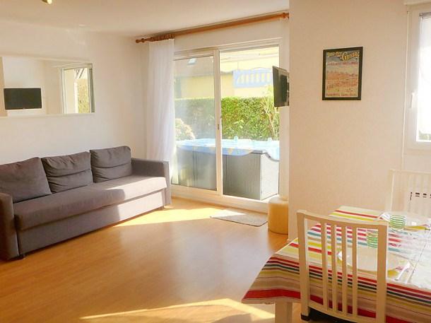 Location vacances Cabourg -  Appartement - 6 personnes - Lecteur DVD - Photo N° 1