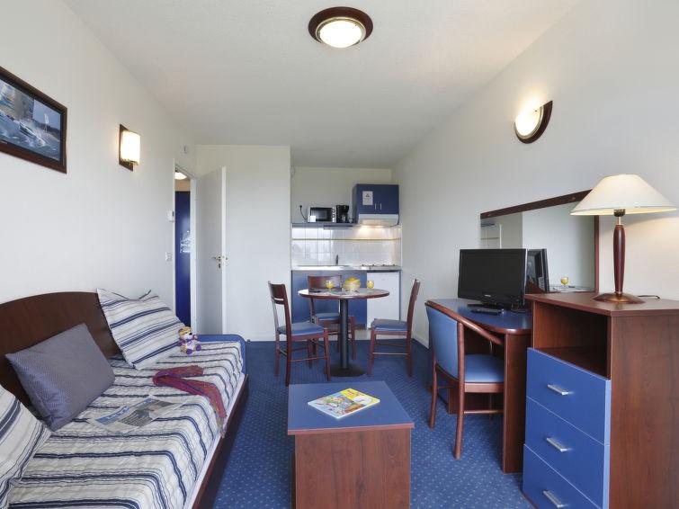 Appartement pour 1 personnes à Bolquere
