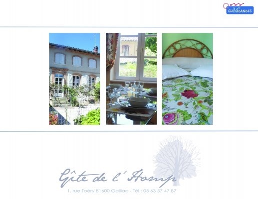 Location vacances Gaillac -  Maison - 4 personnes -  - Photo N° 1