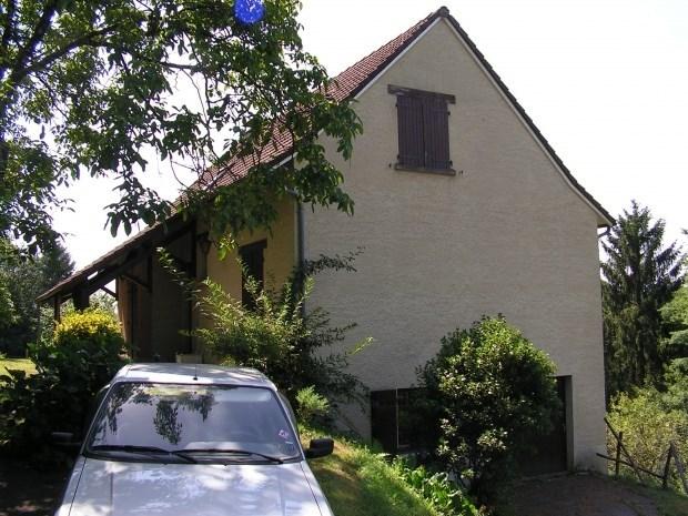 maison en campagne 1.5km de Tulle - Sainte-Fortunade