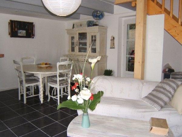 Maison 3 pièces - 50 m² environ - jusqu'à 4 personnes.