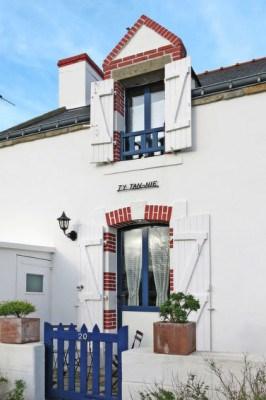 Location vacances Quiberon -  Maison - 3 personnes - Télévision - Photo N° 1