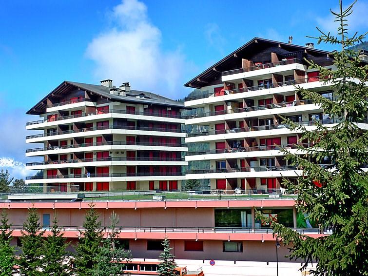 Location vacances Bagnes -  Appartement - 6 personnes -  - Photo N° 1