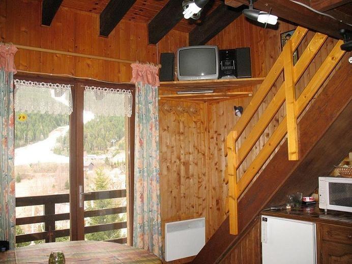Pyrénées Orient Appt à 200 mêtres des pistes 6 per - Saint-Pierre-dels-Forcats
