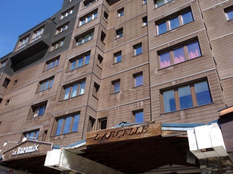 Location vacances Les Belleville -  Appartement - 4 personnes -  - Photo N° 1