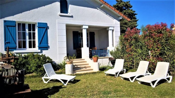 Location vacances La Croix-Valmer -  Maison - 6 personnes - Climatisation - Photo N° 1