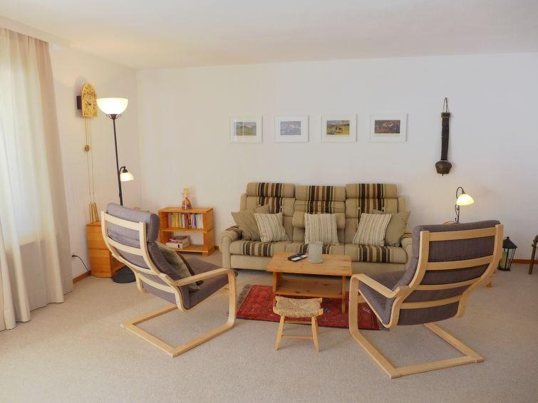 Location vacances Zuoz -  Appartement - 4 personnes -  - Photo N° 1