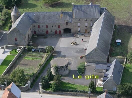 gite  Mont st Michel - Servon