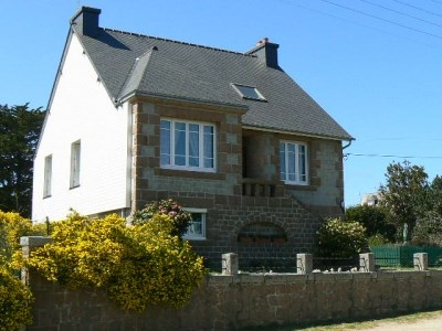Holiday rentals Trégastel - Cottage - 2 persons - BBQ - Photo N° 1