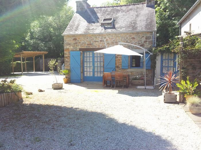 Holiday rentals Plougastel-Daoulas - House - 4 persons - BBQ - Photo N° 1