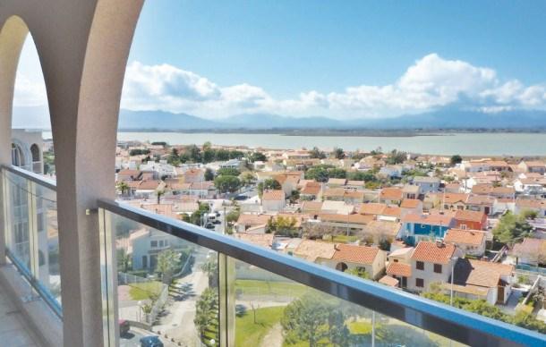 Location vacances Canet-en-Roussillon -  Appartement - 6 personnes - Lecteur DVD - Photo N° 1