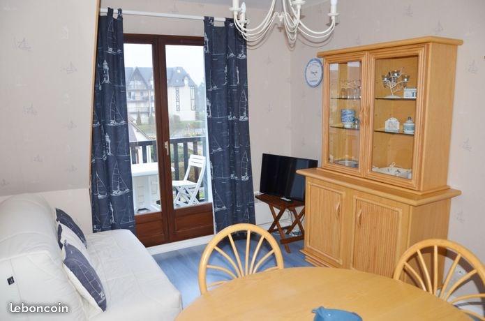 Location vacances Cabourg -  Appartement - 4 personnes - Salon de jardin - Photo N° 1