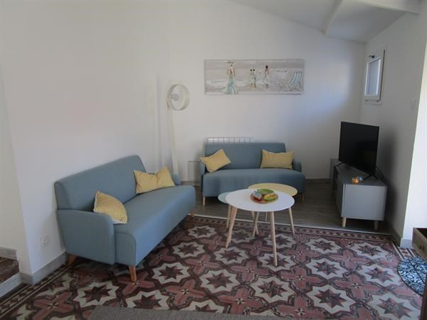 Location vacances Les Sables-d'Olonne -  Maison - 6 personnes - Terrasse - Photo N° 1