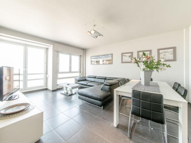 Appartement pour 3 personnes à Blankenberge