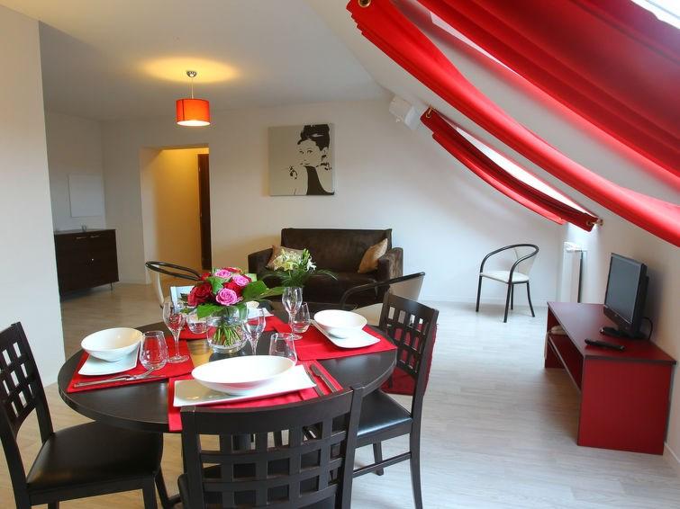 Appartement pour 2 personnes à Dinan