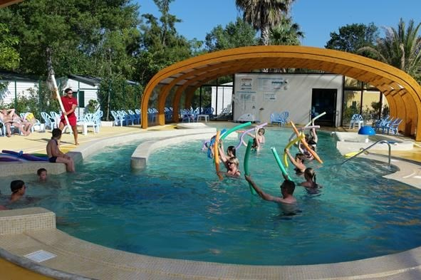 Camping Etoile d'Or, 90 emplacements, 200 locatifs