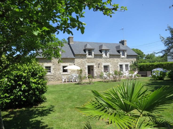 Location vacances Riec-sur-Bélon -  Maison - 8 personnes - Lave-vaisselle - Photo N° 1