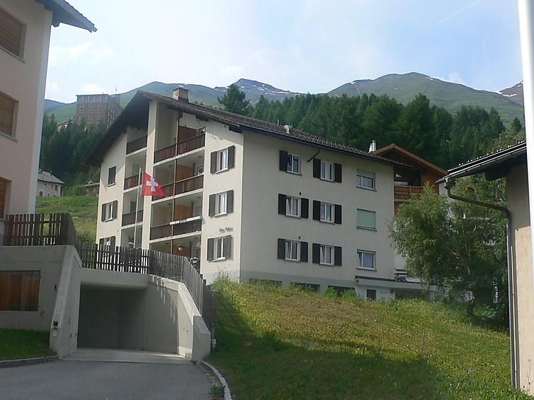 Appartement pour 1 personnes à Zuoz