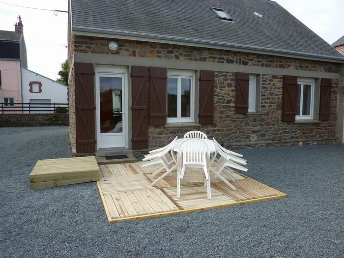 Affitti per le vacanze Bricqueville-sur-Mer - Casa - 9 persone - Barbecue - Foto N° 1