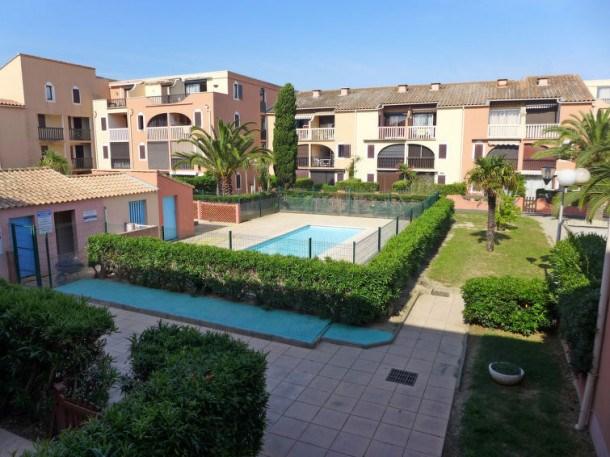 Location vacances Canet-en-Roussillon -  Appartement - 4 personnes - Télévision - Photo N° 1