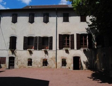 Location vacances Arfeuilles -  Appartement - 4 personnes - Cheminée - Photo N° 1