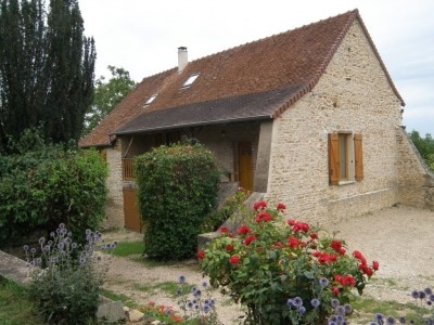 Holiday rentals Saint-Ythaire - Cottage - 6 persons - BBQ - Photo N° 1