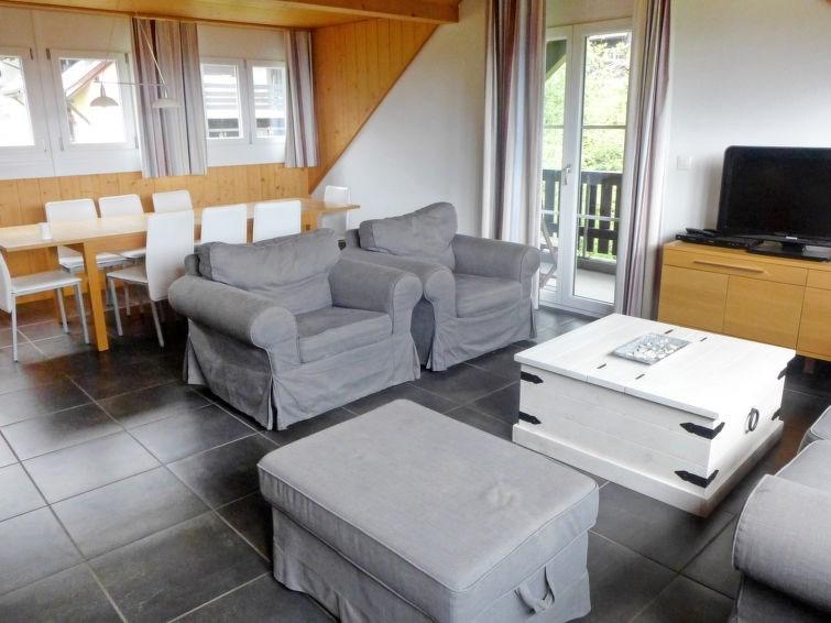 Appartement pour 8 à Moléson-sur-Gruyères