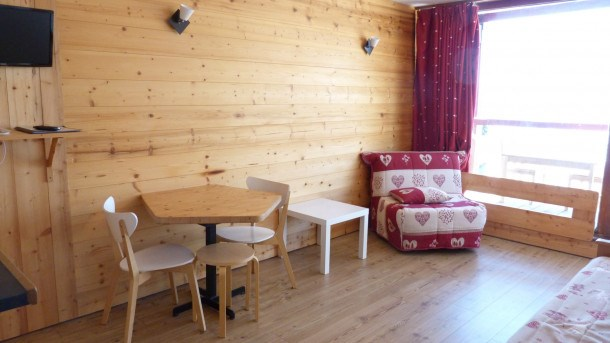 Location vacances Bourg-Saint-Maurice -  Appartement - 3 personnes - Télévision - Photo N° 1