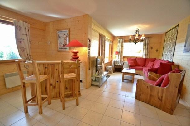 Bel appartement 8 personnes, 4 chambres, grand balcon, garage, proche pistes et commerces!