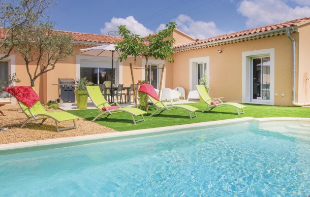 Location vacances Mazan -  Maison - 8 personnes - Barbecue - Photo N° 1
