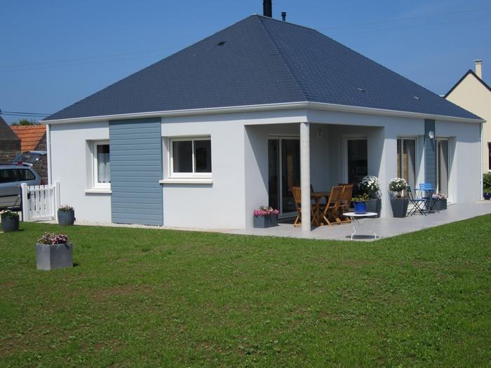 Maison pour 6 pers. avec accès p.m.r., Montfarville