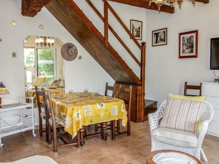 Appartement pour 3 personnes à Saint Cyr sur Mer La Madrague