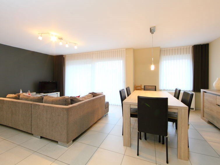 Appartement pour 3 personnes à Bredene
