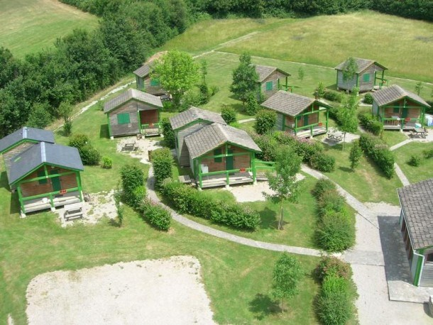 Camping Le Plô - Mobil-home