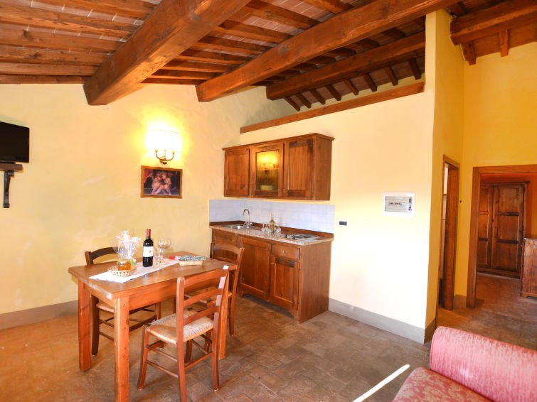 Location vacances Bibbiena -  Appartement - 2 personnes -  - Photo N° 1