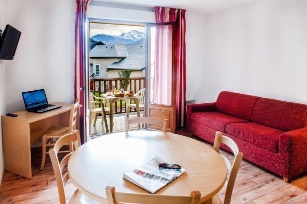Location vacances Aspin-en-Lavedan -  Appartement - 2 personnes - Télévision - Photo N° 1
