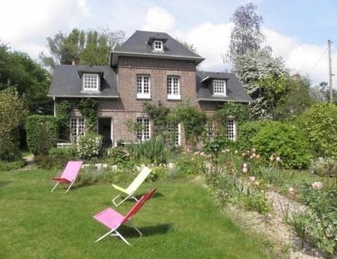 Location vacances Franqueville-Saint-Pierre -  Maison - 6 personnes - Barbecue - Photo N° 1