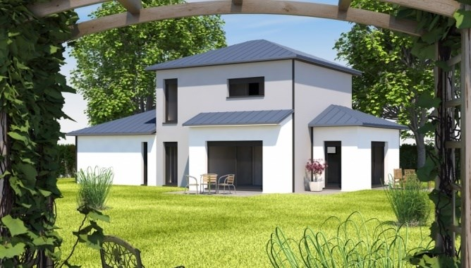 Maison  4 pièces + Terrain 772 m² Saint-Jean-Delnous par MAISONS LES GLORIETTES