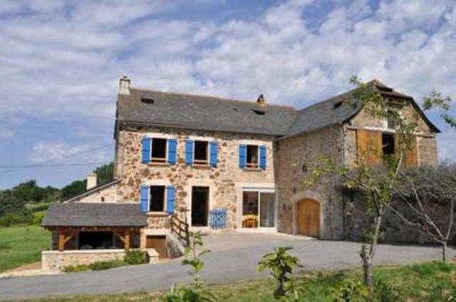 Holiday rentals Maleville - House - 7 persons - BBQ - Photo N° 1