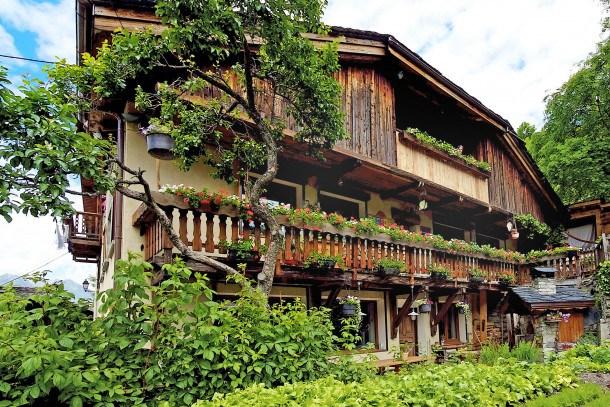 Location vacances Peisey-Nancroix -  Maison - 12 personnes - Lecteur DVD - Photo N° 1