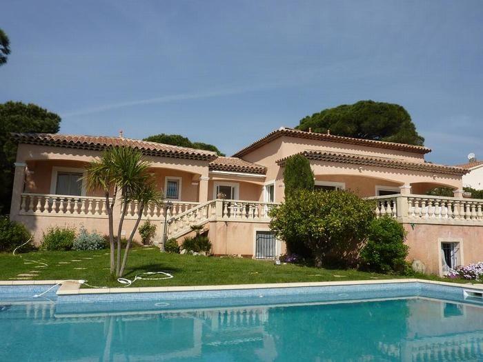Ferienwohnungen Roquebrune-sur-Argens - Haus - 8 Personen - Grill - Foto Nr. 1