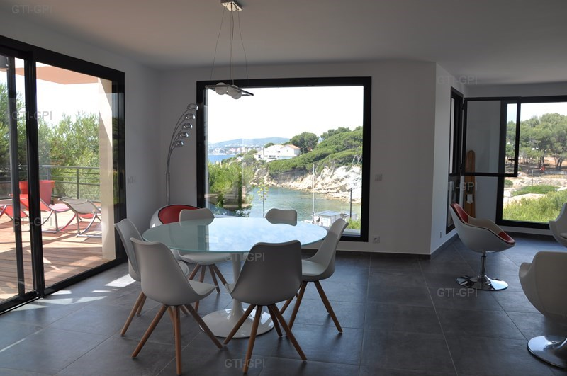 Holiday rentals Sanary-sur-Mer - Apartment - 6 persons - Television - Photo N° 1