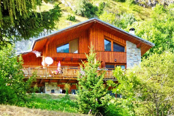 Location vacances Champagny-en-Vanoise -  Maison - 20 personnes - Barbecue - Photo N° 1