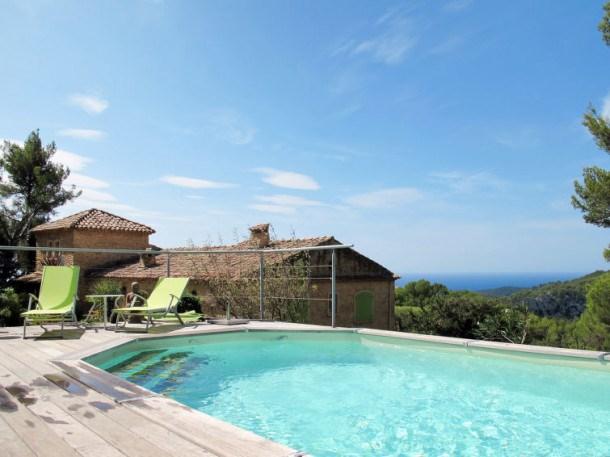 Location vacances La Cadière-d'Azur -  Appartement - 4 personnes - Barbecue - Photo N° 1