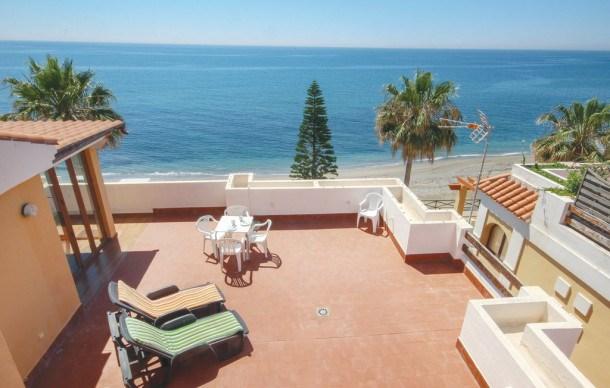 Location vacances Estepona -  Appartement - 4 personnes - Barbecue - Photo N° 1