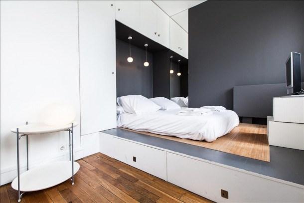 Location vacances Paris 2e Arrondissement -  Appartement - 2 personnes - Chaîne Hifi - Photo N° 1