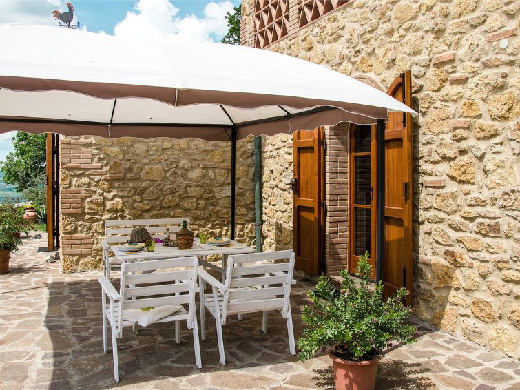 Location vacances Volterra -  Maison - 3 personnes -  - Photo N° 1