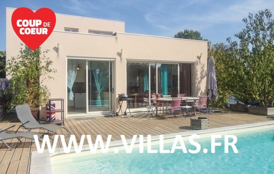 Location vacances Cazouls-d'Hérault -  Maison - 10 personnes - Barbecue - Photo N° 1