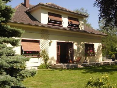 Location vacances Niederbronn-les-Bains -  Maison - 8 personnes - Salon de jardin - Photo N° 1